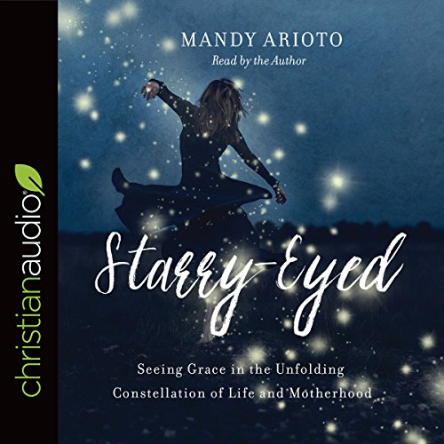 Starry-Eyed audiobook cover art