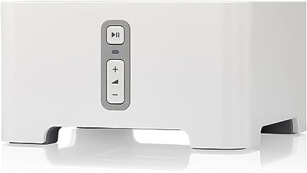 SONOS CONNECT - Receptor inalámbrico para transmisión de música, CONNECT, Gris Claro