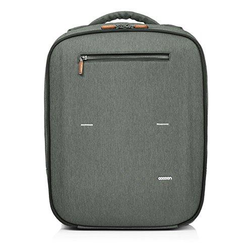 """Cocoon Graphite - Mochila hasta 15"""" para MacBook Pro con Organizador - Gris Grafito"""