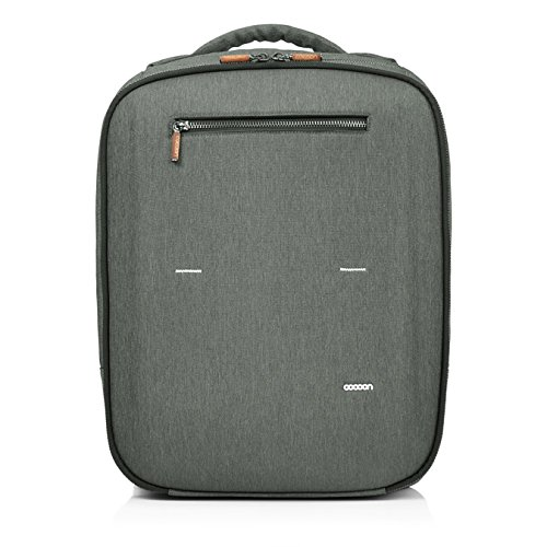 Cocoon GRAPHITE - 15' MacBook Pro Backpack & Organizer mit elastischen Bänder /...