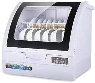 Lavavajillas compacto portátil de encimera de cocina, máquina de lavado de vajilla completamente automática de calefacción y desinfección tipo aerosol
