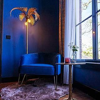 Qazqa Lampadaire   Lampe sur pied Rétro - Lampe Doré - E27 - Convient pour LED - 2 x 60 Watt