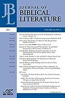 Journal of Biblical Literature 133.3 (2014)