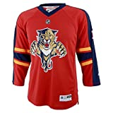 NHL Florida Panthers Boys Team Replica Player Jersey, Large/X-Large, Red