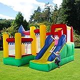 Best Bounce Houses - TOBBI Inflatable Bounce House Castle Kids Jumper Moonwalk Review