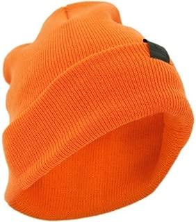 Mossy Oak One Size Fits All Blaze Orange Insulated Hat
