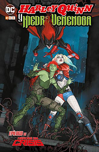 Harley Quinn y Hiedra Ven
