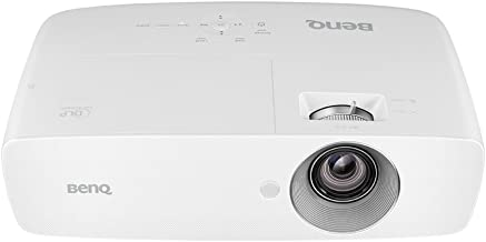 BenQ DLP 1080p Projector (HT1070) with Sport Mode Designed for Brilliant Fast-Action Sports, Full HD Home Theater Projector with RGBRGB Color Wheel and Built-in Audio