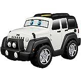 Bburago Junior- Jeep Touch & Go, 16-81801