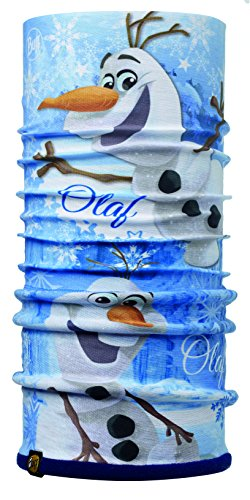 Buff Kinder Original Frozen Child Multifunktionstuch, Olaf Blue/Navy, One Size