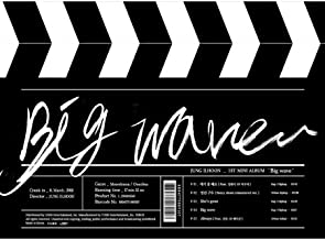 BtoB Jung Ilhoon - [Big Wave] Mini Album CD+Poster(On)+Booklet+PhotoCard+Post K-POP Sealed