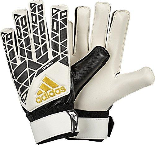adidas Ace Training, Guantes De Portero, Hombre, Multicolor (Blanco Negro Panton), 4