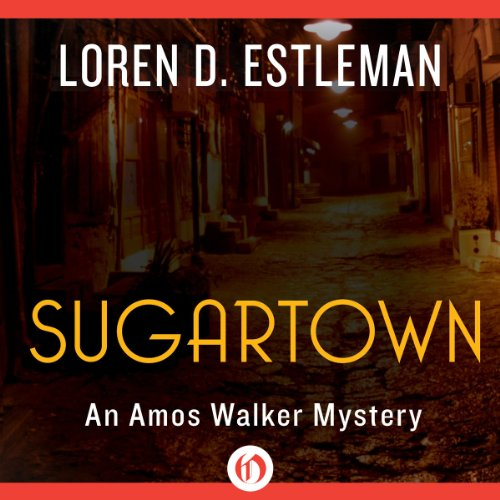 Sugartown audiobook cover art