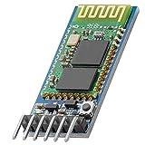 AZDelivery HC-05 HC-06 Bluetooth Wireless, RF Modulo Transceptor, RS232 Serial TTL Bluetooth Inalambrico Serial Transceiver compatible con Arduino y con E-book incluido!