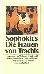 Cover Die Frauen von Trachis