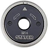 Stayer 11.4624 Tuerca de apriete rápido para Amoladora,...