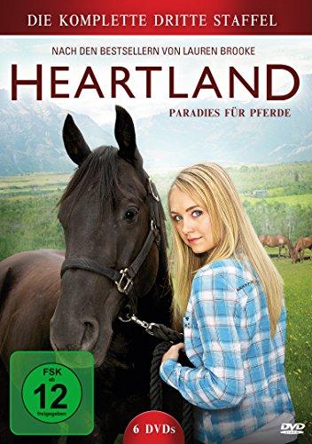 Heartland - Paradies für Pferde - Staffel 3 [6 DVDs]