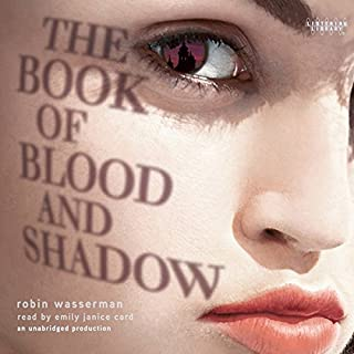The Book of Blood and Shadow Titelbild