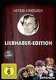 Astrid Lindgren Lieberhaber-Edition [10 DVDs]