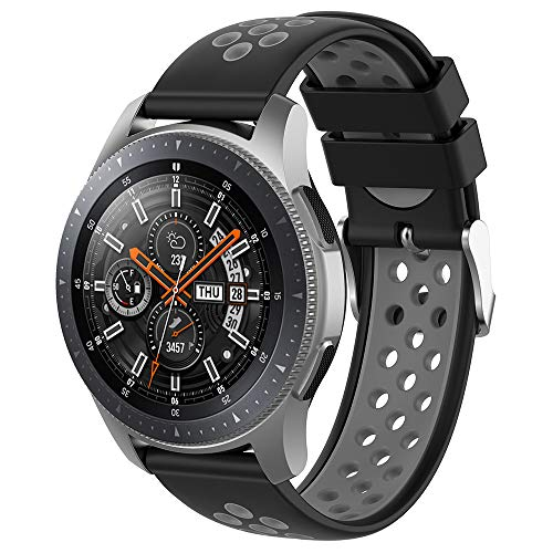 Wifit Compatible with Gear S3 Bands,Solf Silicone...