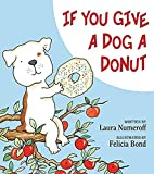 If You Give a Dog a Donut- Book Cover