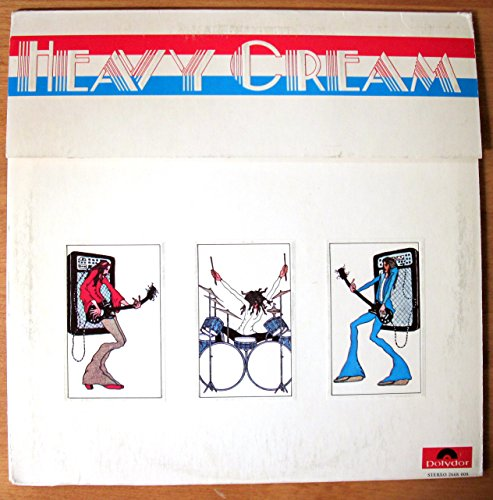 Top heavy cream vinyl for 2021