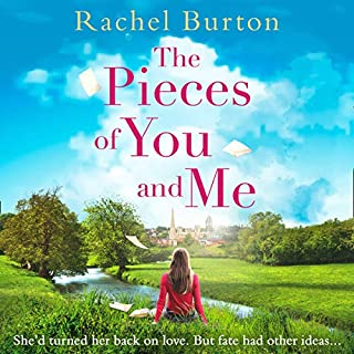 The Pieces of You and Me audiobook cover art