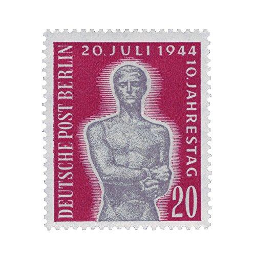 philaseum Briefmarken Berlin 1954, Mi.Nr. 119 Attentat auf Adolf Hitler, Postfrisch (5,75)