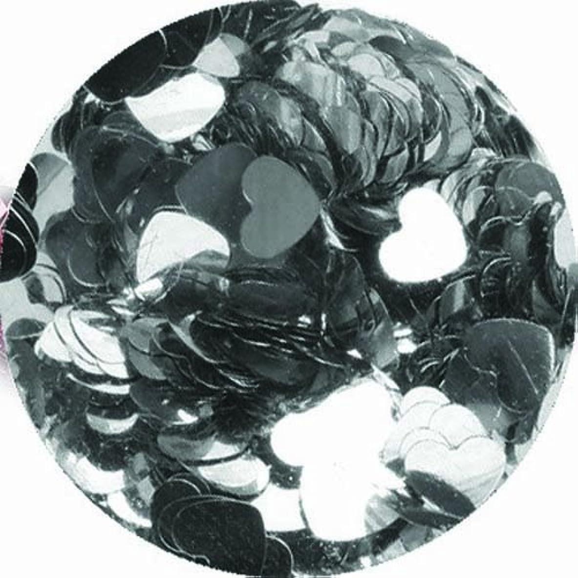 最小化するメトロポリタン実用的ビューティーネイラー ネイル用パウダー 黒崎えり子 ジュエリーコレクション シルバーハート
