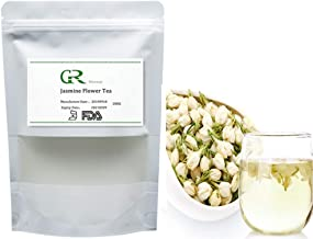 Dried Pure Jasmine Blooming Flower Chinese Health Herbal Loose Leaf Tea by Remoreherb (100g(3.5oz))