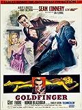 Poster 70 x 90 cm  James Bond 007 - Goldfinger  fr