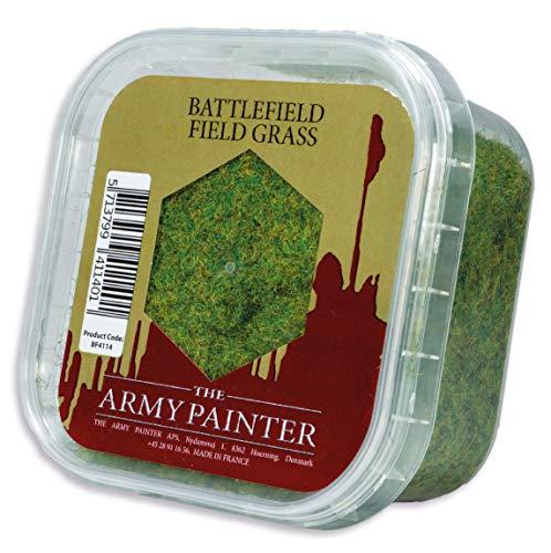 The Army Painter Battlefields Essential Series - Field Grass, Static Battlefields Miniature Basing