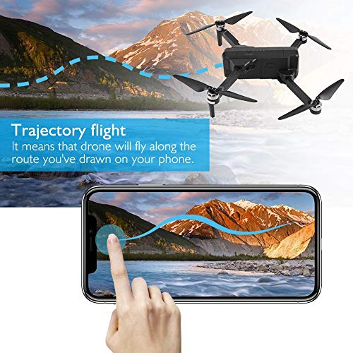 RC Drone, SJRC F11 Foldable Drone Remote Control Quadcopter with GPS 1080P 5G HD Wide-Angle Camera