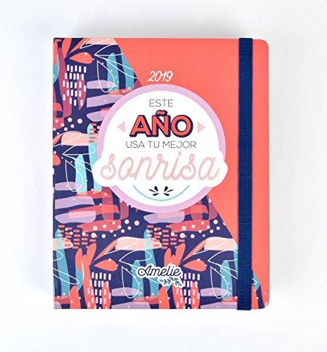 Grupo Erik Amelie- Agenda 16 meses 2019 Semana Vista