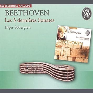 Beethoven: Les dernières sonates