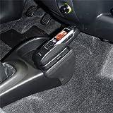 KUDA 039040 Halterung Echtleder schwarz für Daihatsu Trevis ab 09/2006 bis 2009