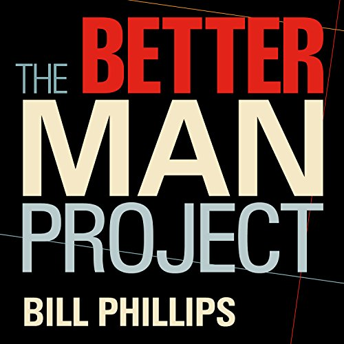 The Better Man Project audiobook cover art