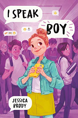 I Speak Boy by [Jessica Brody]