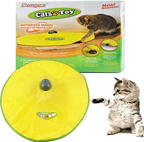 Cat Toys for Indoor Cats Best Sellers Interactive Cat s Toy Mystery Motion Electronic Activity product image
