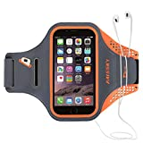 Running Armband Waterproof Sportband Case with Key Holder & Card Slot Great