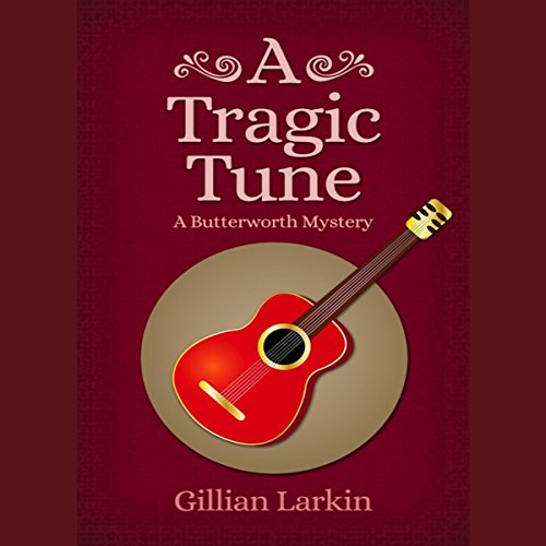 A Tragic Tune audiobook cover art