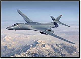 ACA12620 1:144 Academy USAF B-1B Lancer 34th BS Thunderbirds[Model Building KIT]