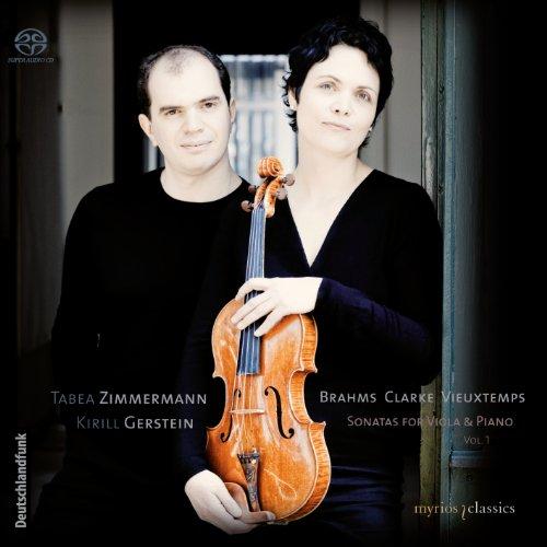 ヴィオラとピアノのためのソナタ集 第1集 (Sonatas for Viola & Piano Vol. 1)