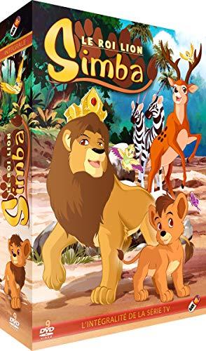 Le Roi Lion Simba-Intégrale de la série TV (Coffret 9 DVD)