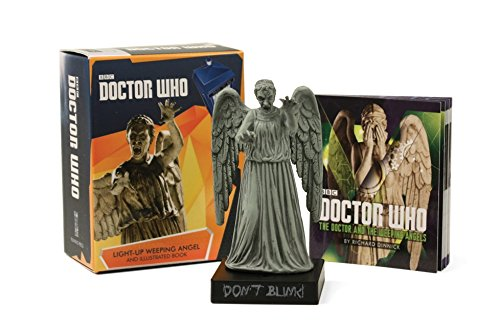 Doctor Who. Light-Up Weeping Angel And Illustrated (Running Press Mini Kit) [Idioma Inglés]
