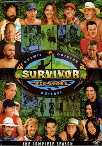 Survivor: All Stars - Complete Season [DVD] [Import]