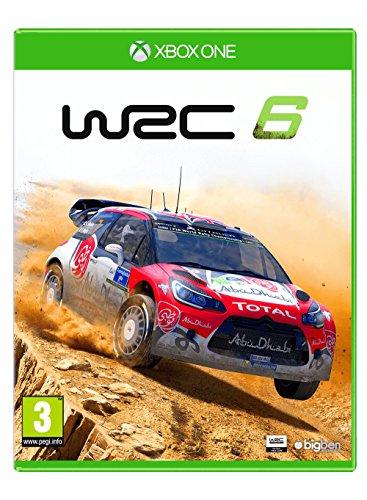 XBOX ONE WRC 6 NEU&OVP UK Import auf deutsch spielbar