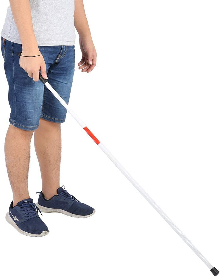 Max 64% OFF Yunhany Direct Folding Foldable Portable Cane Crutch 70% OFF Outlet Reflective