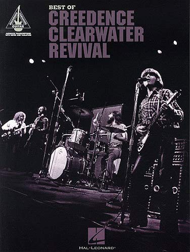 Creedence Clearwater Revival Best Of Guitar Tab..