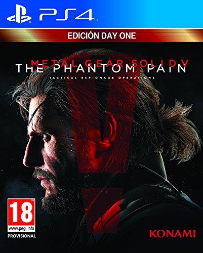 Metal Gear Solid V: Phantom Pain - Day O...